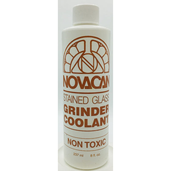Novacan Stained Glass Grinder Coolant