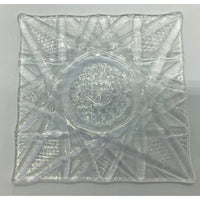Fused Glass Textured Tiles - 5""