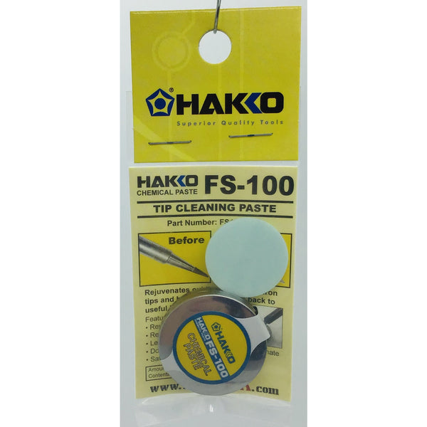 Hakko Tip Cleaning Paste