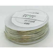 Tinned Copper Wire, 20 gauge, 4 oz roll