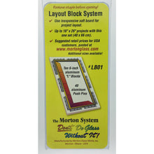Morton System Layout Block System #LB01