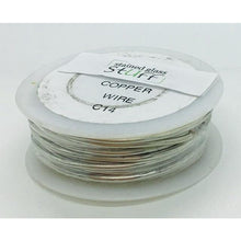 Tinned Copper Wire, 14 gauge, 4 oz roll