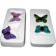 Colour de Verre Butterflies w/Wing Slumper