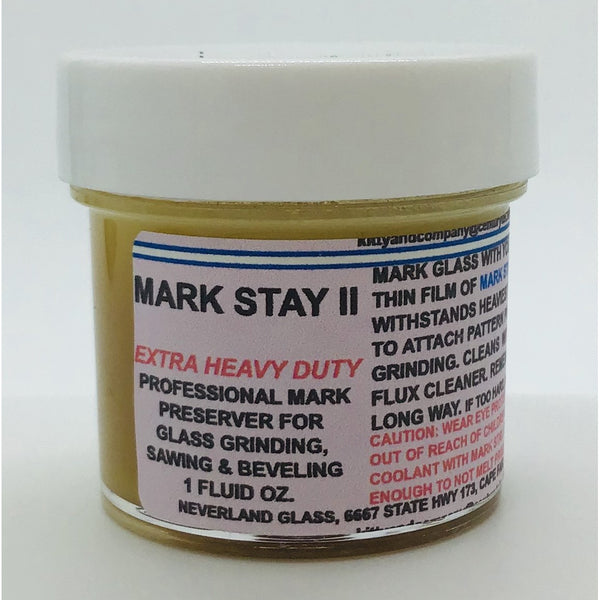 Mark Stay II, Extra Heavy Duty Professional Mark Preserver, 1 fluid oz