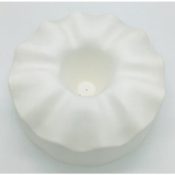 Creative Paradise Ruffled Control Drop Flower Mold GM187