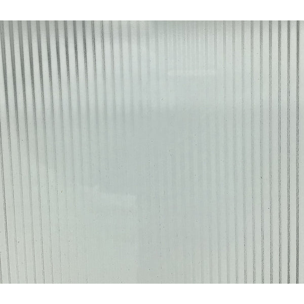Narrow Reeded 4mm Architectural Glass