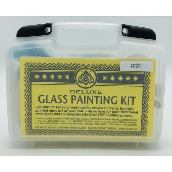 Deluxe Glass Painting Kit