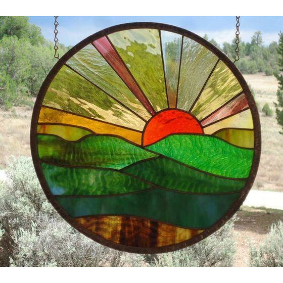 Beginner Stained Glass Class - Saturdays, Feb  20 & 27, 2021