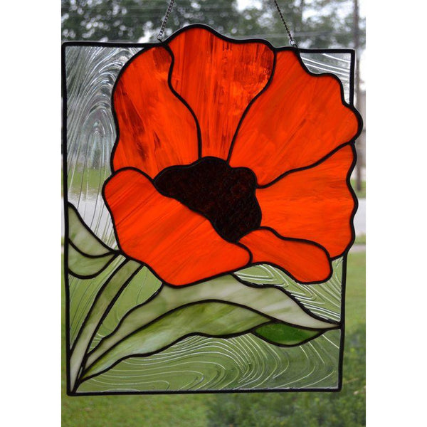 Beginner Stained Glass Class - Tuesday evenings - Feb 9-Mar 9, 2021