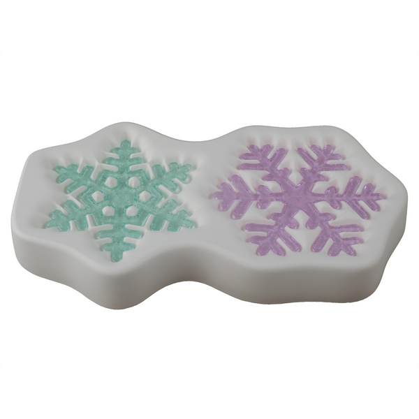 Colour de Verre Snowflakes '15 Mold