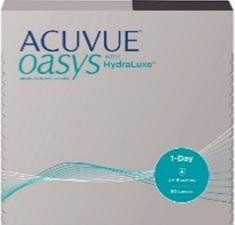 J&J Acuvue Oasys 1Day 90 Pack