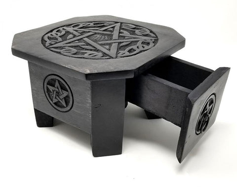 Image of a small Altar Table in the shop