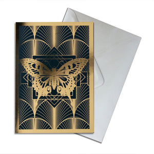 DECO BUTTERFLY: Greeting Cards