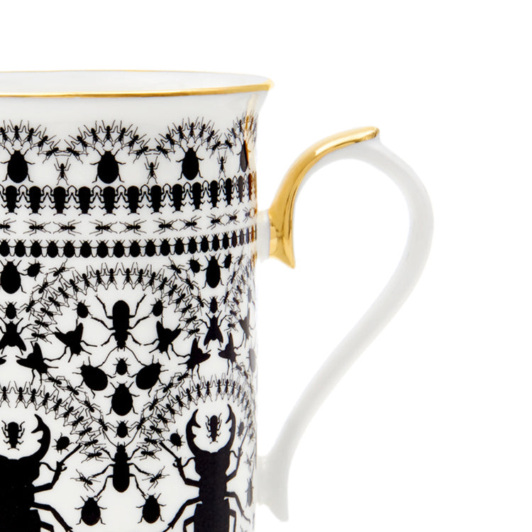 INSECT MANDALA: Coffee Mug