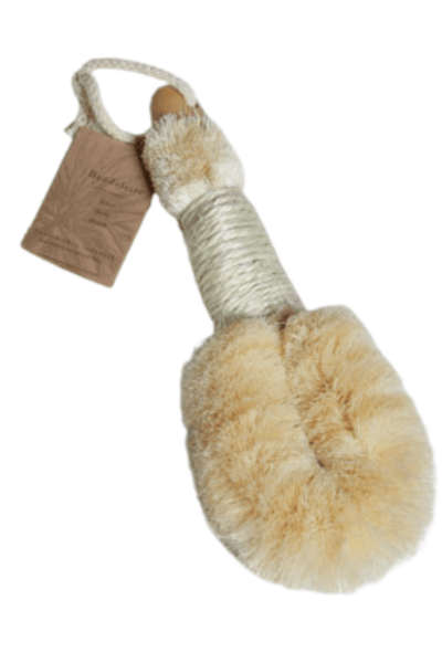 Sisal Body Brush by Baudelaire