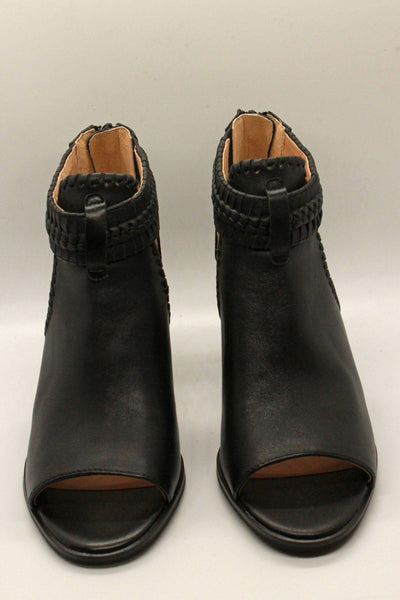 Jack Rogers Tinsley Open Toe Boot Black 13119HL03 - Inspire Me
