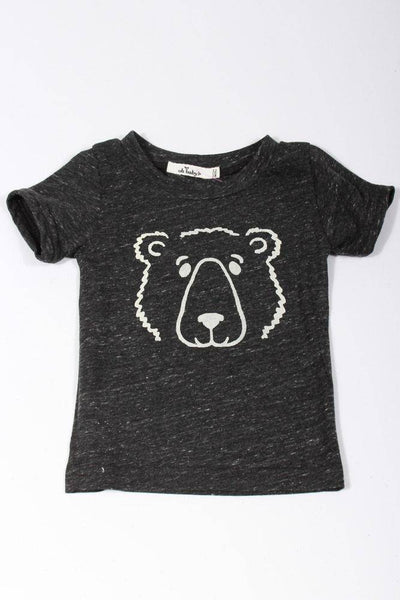 Oh Baby! Bear Face James Dean T-Shirt 4150P536-59 - Inspire Me