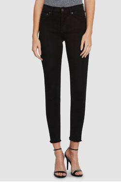 Principle Denim Gem Jean Black 505-35 - Inspire Me