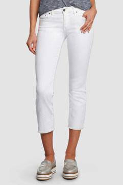 Principle Denim Optimist Jean White 502-16 - Inspire Me