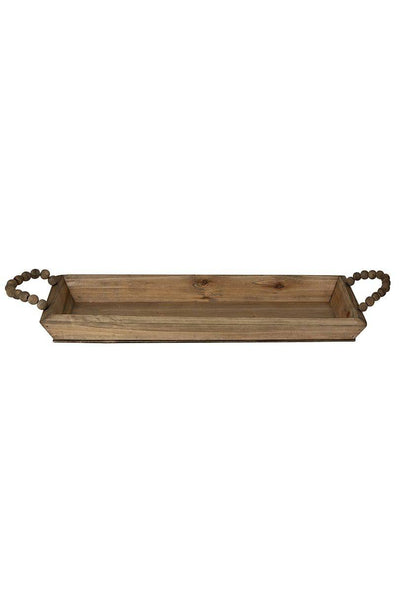 Santa Barbara Designs Large Wooden Tray AMR063 - Inspire Me