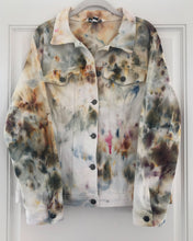 Load image into Gallery viewer, #28 ICE DYED DENIM - S