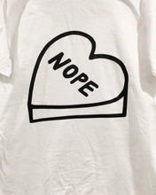 Load image into Gallery viewer, NOPE Candy Heart Tshirt