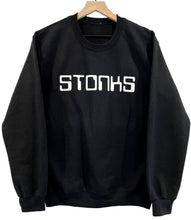 Load image into Gallery viewer, STONKS - MADE TO ORDER SWEATSHIRT