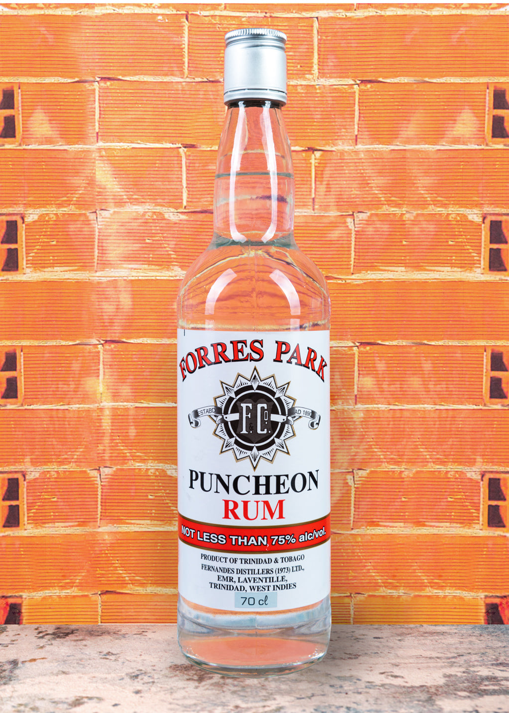 Angostura Forres Park Puncheon Rum 700ml My Trini Shop Ltd