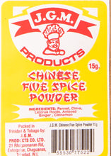 Load image into Gallery viewer, jgm, chinese seasoning, chinese, seasoning, trinidad, trinidad chinese food, trinidad foods, trinidad fried rice, trinidad chow mein