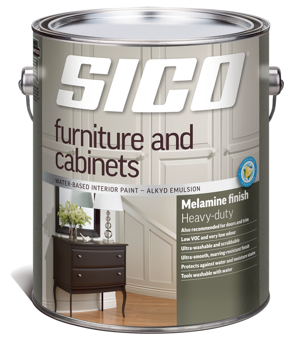 SICO® Furniture and Cabinets Interior Paint