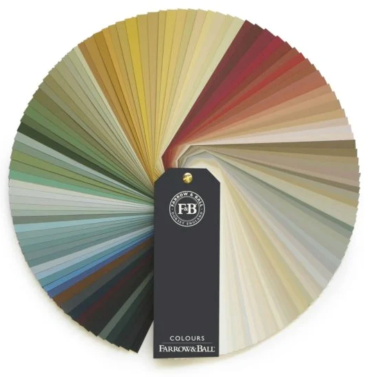 Colour Fan - Farrow & Ball