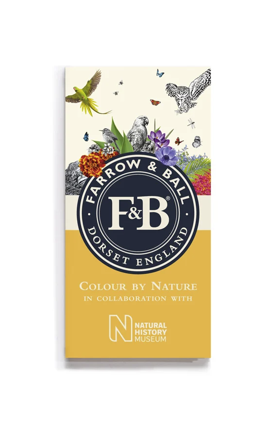 Colour by Nature Colour Card - North America