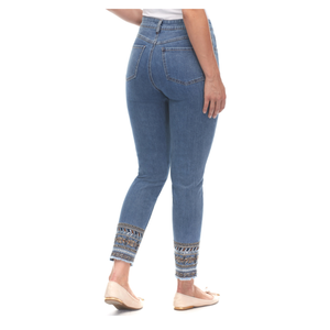 French Dressing Jeans - Pant- Suzanne - Slim Ankle  - Style 6921779