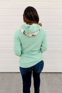 Ampersand & Avenue - Doublehood sweatshirt- Best for Last