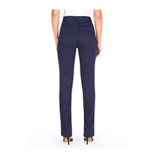 Load image into Gallery viewer, French Dressing Jeans - Pant - Peggy - Petite Straight Leg  - Style 8627250 color Pleasant