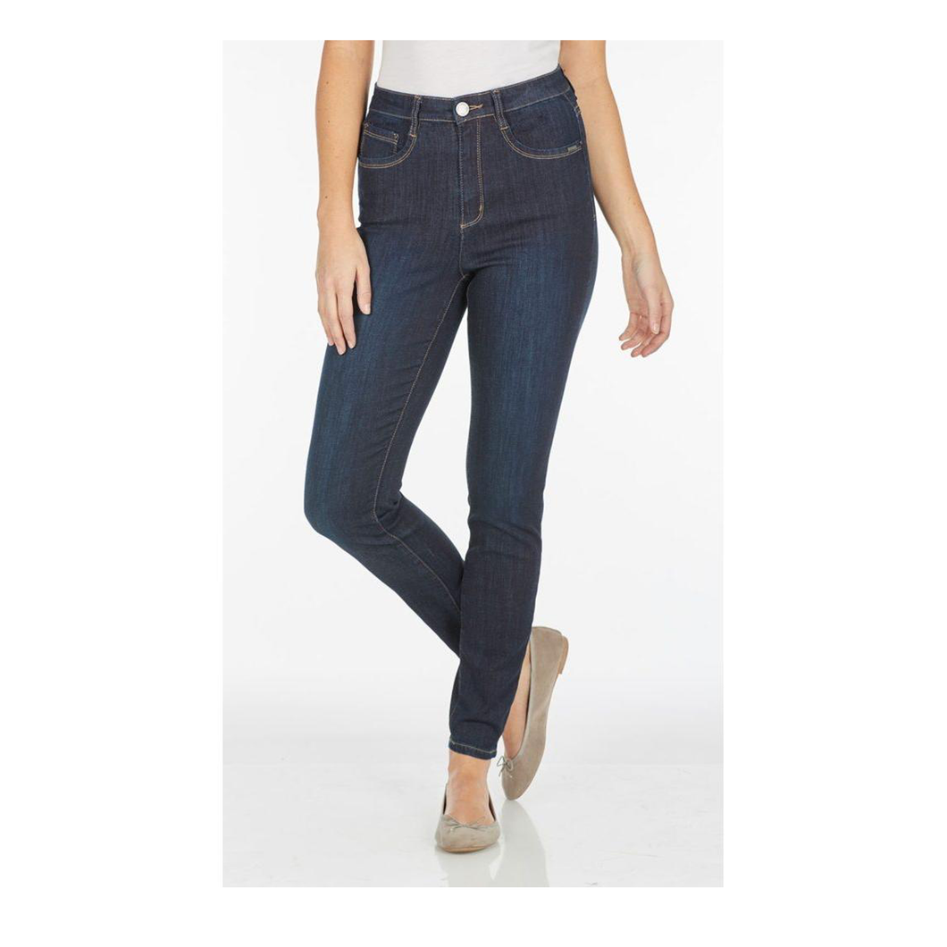 French Dressing Jeans - Pant- Suzanne - Petite Slim Leg - Style 8705630