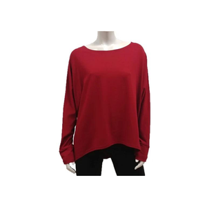 Gilmour - Sweatshirt - Top - Style 1010 - Red