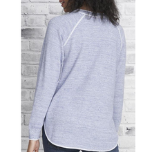Load image into Gallery viewer, Parkhurst - Skyler Sweatshirt Vintage Denim