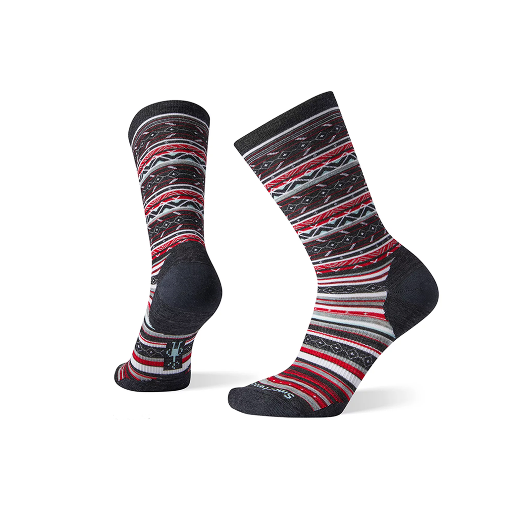 Smartwool Socks - Women's Ethno Graphic Crew