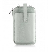 Load image into Gallery viewer, Pastel - Smartphone pouch - color Grey