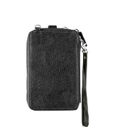 Load image into Gallery viewer, Pastel - Smartphone Pouch - color Black