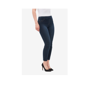 Tribal - Pull-On Ankle Jegging - Navy Blue