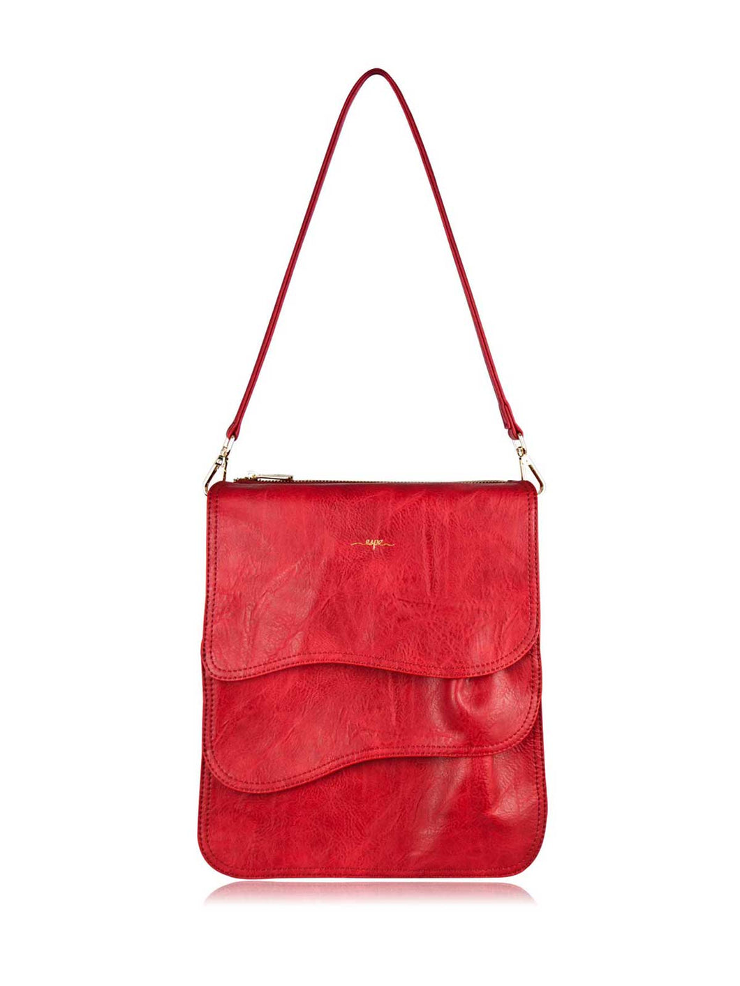 Purse -  Luxe Red H-02630-R