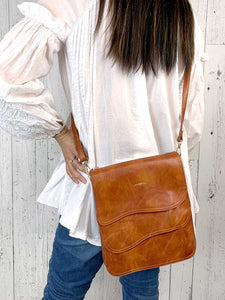Purse -  Luxe Tan H-02630-T