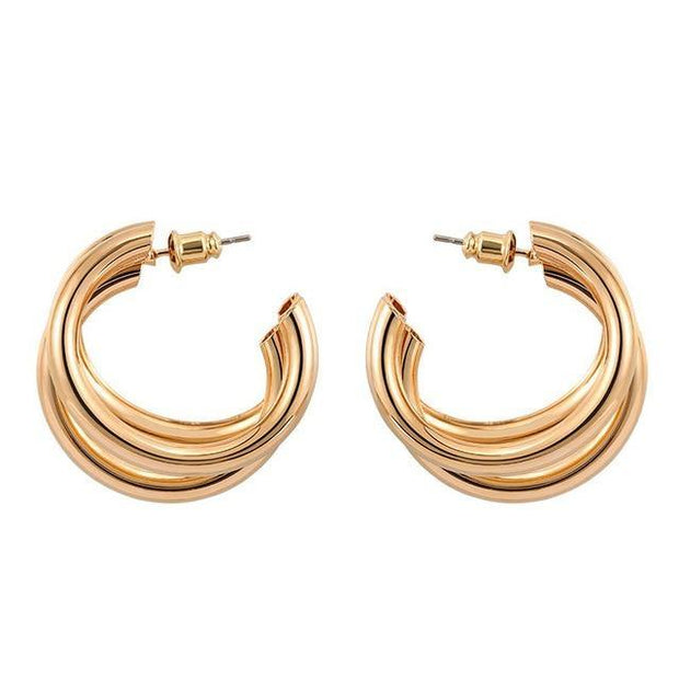 Hoop Earrings - gonatag