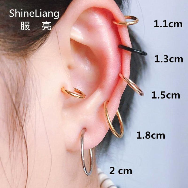 2PCS Fake Earrings - gonatag
