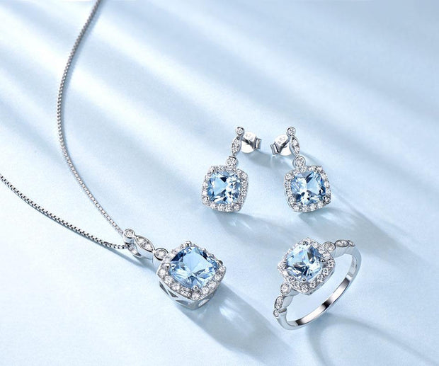 Wedding Jewelry Set For Women - gonatag
