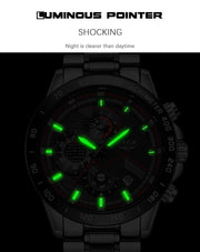 LIGE Luxury Watches For Men - gonatag
