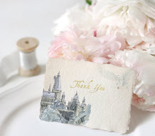 Load image into Gallery viewer, hogwarts wedding thank you