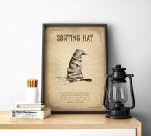 Load image into Gallery viewer, Sorting Hat vintage